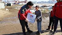Sadakataşı'ndan Kosova'ya kış yardımı