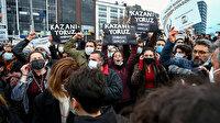 Halk TV polisi hedef göstererek 'Sokağa inin' çağrısı yaptı