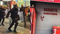 """""""Boğaziçi eylemi"""" düzenleyen grupların hedef gösterdiği esnaf tehditler yüzünden dükkanını kapattı"""