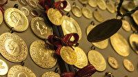 Altının gram fiyatı 420 liradan işlem görüyor