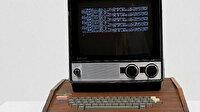 Apple'ın ilk bilgisayarı satışa çıkarıldı: İşte istenen rakam