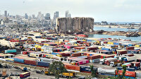 Beyrut Limanı'nda uzun yıllardır depolanan 52 konteynerlik kimyasal madde Almanya'ya gönderilecek