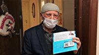 Başakşehir Belediyesi'nden 65 yaş ve üstü vatandaşlara HES kodlu kart