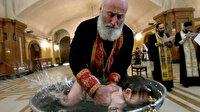 Vaftiz töreni sırasında akciğerine su kaçan 6 haftalık bebek hayatını kaybetti
