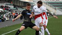 Denizlispor ile Antalyaspor yenişemedi