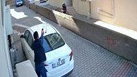 Film sahnesi değil gerçek: Osmaniye'de kız meselesi yüzünden çatışma kamerada