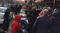 Mağaza açılışı sosyal mesafeyi unutturdu: Ceza yağdı
