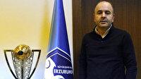 """Erzurumspor Başkanı Ömer Düzgün'den Ackah mesajı: """"Oyuncunun incelenmesini istiyoruz"""""""