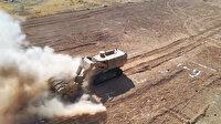 Yerli mayın temizleme aracı MEMATT tüm terslerden geçerek tam not aldı