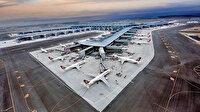 Türkiye'deki havalimanlarından ocak ayında 5 milyonu aşkın yolcuya hizmet