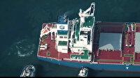 60 milyon liralık kokain sevkiyatı: Çinli kaptan ve iki personeli hakim karşısında