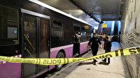 Kadıköy'de film gibi olay: İETT otobüsü çalıp İstanbul turuna çıktı