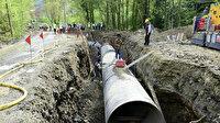 Trabzon'un 2045 yılına kadar içme suyu ihtiyacını karşılayacak: Tam 91 buçuk kilometre uzunluğunda