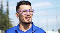 Trabzonsporlu futbolcular 'Epilepsi İçin Bak' farkındalık kampanyasına destek oldu