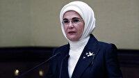 Emine Erdoğan: Geleceğin bilim ve teknoloji dünyasında kadınlarımızın daha etkin yer alması dileğiyle