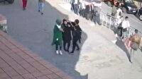 Karaköy'de başörtülü üniversite öğrencilerine saldırı davasında karar