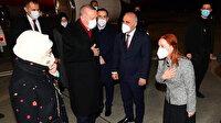 Cumhurbaşkanı Erdoğan baba ocağında: 93 gün sonra mesajlarını yüz yüze verecek