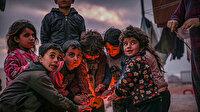 İdlib'e 10 tır gıda ve yakacak yardımı gönderildi