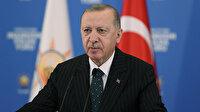 Cumhurbaşkanı Erdoğan'dan gençlere önemli mesajlar: Sapkın ideolojilerin değil devletinin hizmetinde yürüyen gençler görüyorum
