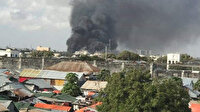 Somali'nin başkenti Mogadişu'da büyük bir patlama medyana geldi