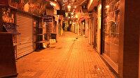 Türkiye 56 saat dışarı çıkamayacak: Hafta sonu sokağa çıkma yasağı başladı