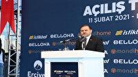 Erciyes Anadolu Holding, Diyarbakır'da üç yeni mağaza açtı