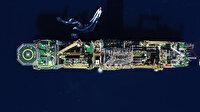 Türkali-2'de sondaj derinliği 3 bin metreyi aştı