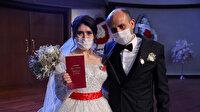Vali Yerlikaya'nın otele yerleştirdiği evsiz çift evlendi: İntiharı düşünürken evlilik mutluluğunu yaşadık