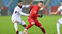 Trabzonspor-Gaziantep FK: 1-0