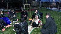 Koronavirüs tedbirlerini hiçe sayıp piknik yapan İrem Derici'ye para cezası kesildi