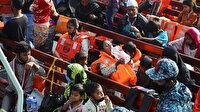 Bangladeş 3 bin Arakanlı Müslüman'ı daha Bhasan Char Adası'na gönderiyor