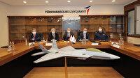 İmzalar atıldı: Milli Muharip Uçağı'nın güç üniteleri yerli olarak geliştirilecek