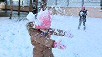 Kastamonu'da 17 ilçede yüz yüze eğitime kar nedeniyle ara verildi
