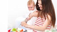 Emziren anne diyeti nasıl yapılır, faydaları nelerdir ve daha fazlası...
