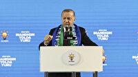 Cumhurbaşkanı Erdoğan'dan Gara açıklaması: İlk etapta bütün inlerine gireceğiz demiştik 42 tane terörist bu esnada gebertildi