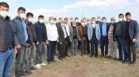 Diyarbakır'da Daban ailesi HDP'den AK Parti'ye geçti