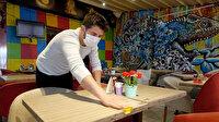Kafe ve restoranlar için yeni öneriler: 45 dakikadan fazla oturulmayacak