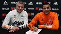 Manchester United, Mason Greenwood'un sözleşmesini uzattı