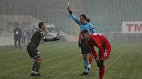 TFF 1. Lig maçında şike iddiası: Hakem için suç duyurusunda bulunuldu