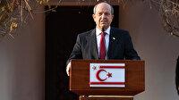 KKTC Cumhurbaşkanı Tatar'dan net mesaj: Türkiye'nin garantörlüğü kırmızı çizgimizdir