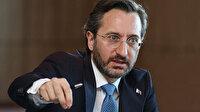 Cumhurbaşkanlığı İletişim Başkanı Altun'dan HDP eleştirisi: Barış yalanlarıyla iç savaş planladılar