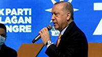 Cumhurbaşkanı Erdoğan'dan Kılıçdaroğlu'na: Bay Kemal şu teröristlere bir gün 'terörist' de be