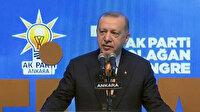 Cumhurbaşkanı Erdoğan: Bu millet CHP'nin yaptıklarını unutmaz