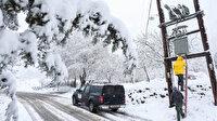 Yunanistan'da kar fırtınası: 250 bin kişi elektriksiz
