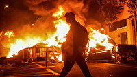 İspanya yanıyor: Sokaklar savaş alanına döndü