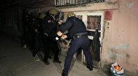 Özel timden DEAŞ operasyonu: Kapılar kırıldı 9 kişi gözaltına alındı