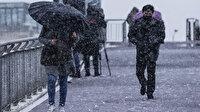 İstanbul'a kar sonrası yağmur geliyor