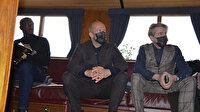 Dünyaca ünlü aktör Jason Statham'dan Antalya esnafına jest: Yüzümüzü güldürdü