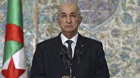 Cezayir Cumhurbaşkanı Tebbun parlamentonun üst kanadını feshetti