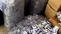 İstanbul'da sahte ilaç operasyonu: 72 bin ürün ele geçirildi
